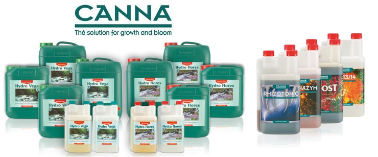 canna - solution for growth and bloom